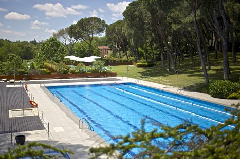 Swimming Pools Real Club La Moraleja