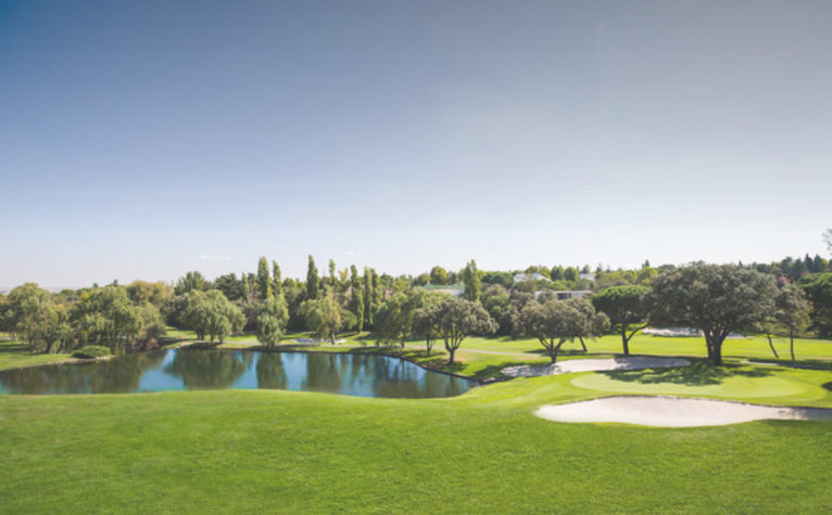 Cuatro Campos De Golf De Jack Nicklaus Real Club La Moraleja