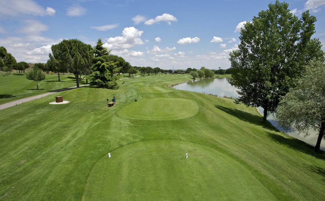 Cuatro campos de golf de Jack Nicklaus - Real Club La Moraleja